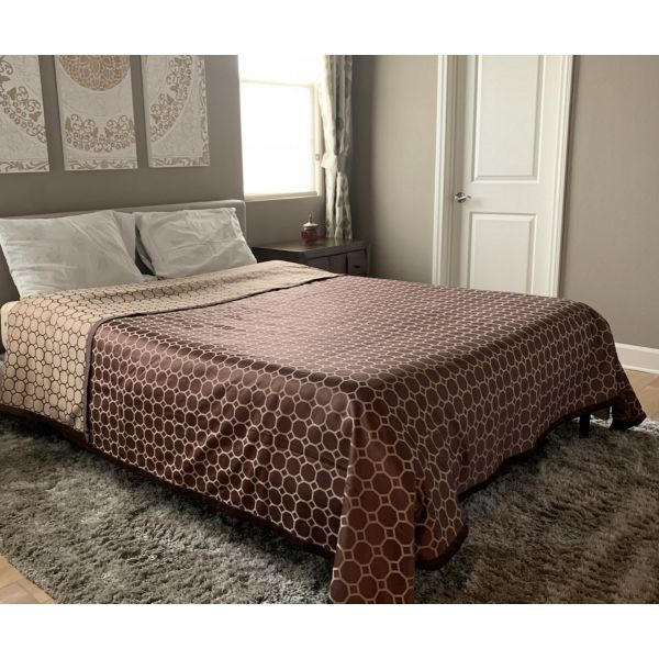 Honeycomb Decorative Top Sheets