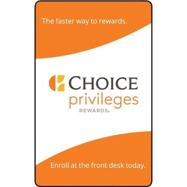 RFID Key Cards Choice Privileges Rewards