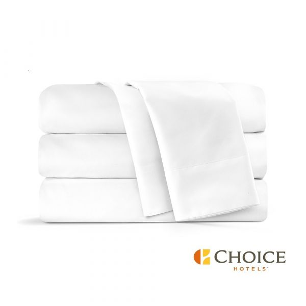 Eclipse Queen Flat Sheets by Choice