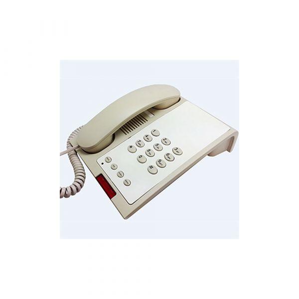 1 Line Phone No Speaker Ivory