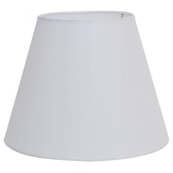 Smal Plain Lamp Shade White
