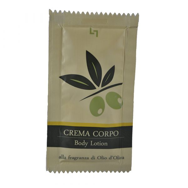 Olio d' Oliva Lotion packets
