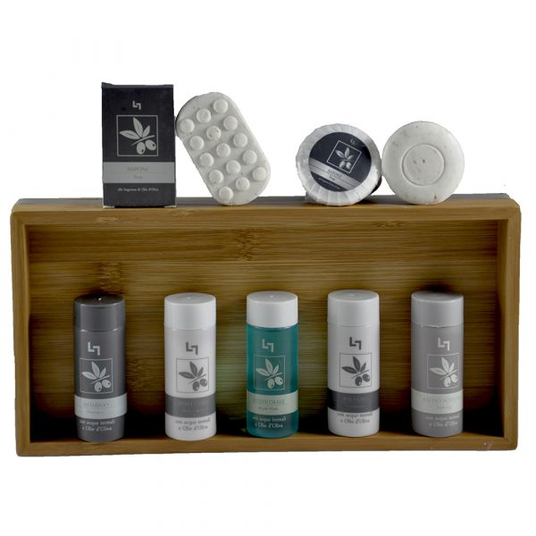Olio d' Oliva Luxury Collection Bath Gel