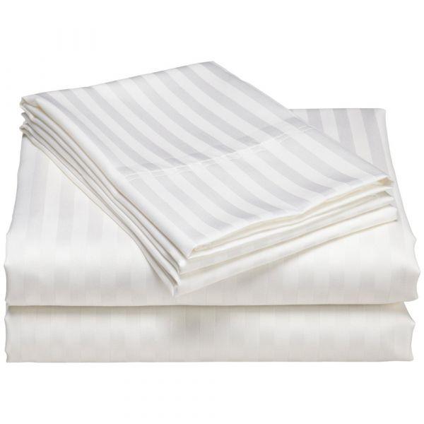 Pillow Case T-250 Satin Stripe