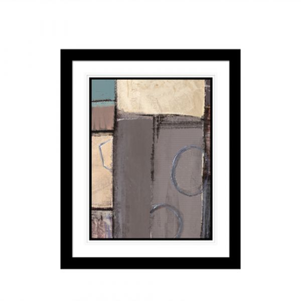 Abstract Cool Entryway Artwork