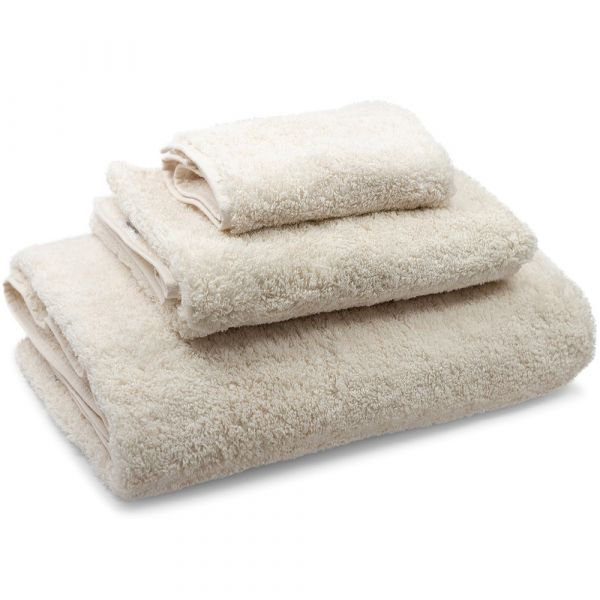 Ecru or Beige Wash Cloth