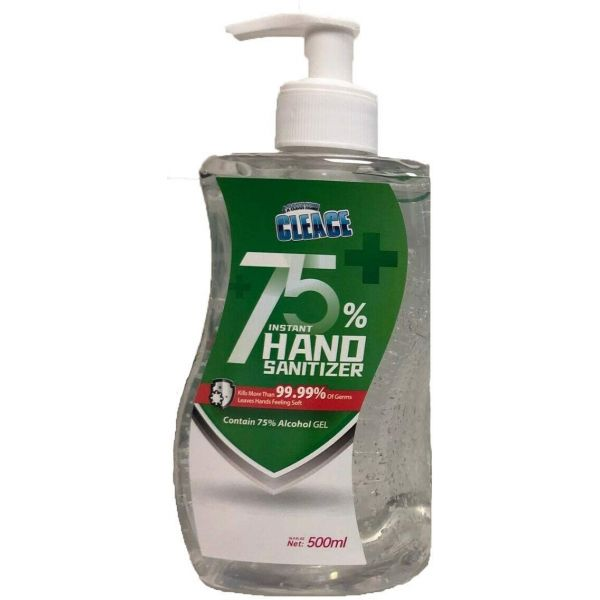 Hand Sanitizer 24/cs - 75% Alcohol
