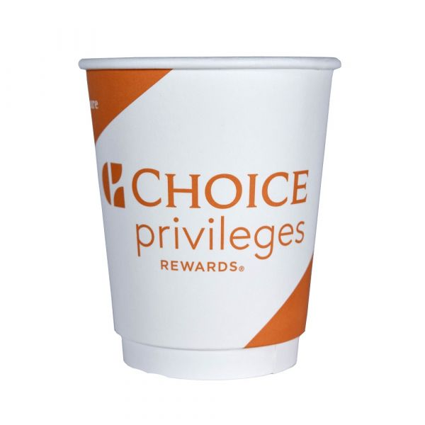 Double Wall Cup Choice Privileges Rewards Unwrapped 9oz