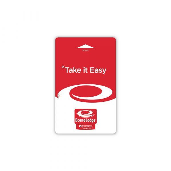 Econolodge Key Card [S-KC-ECO-TE]