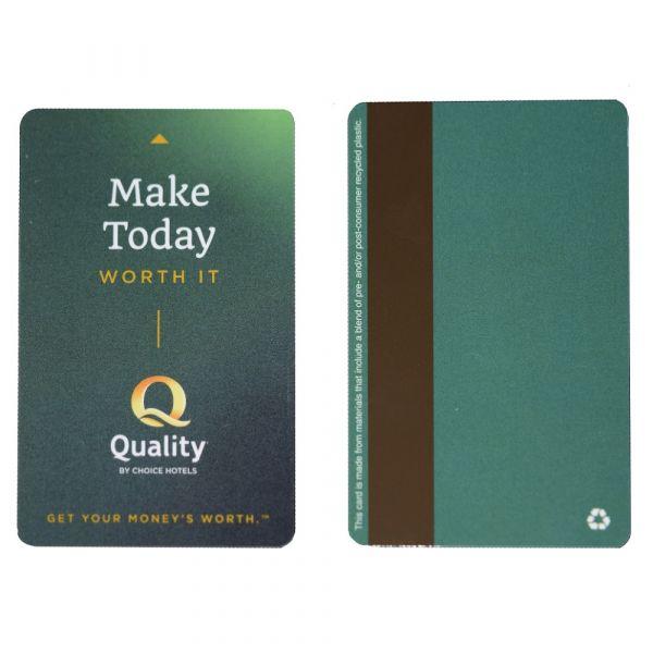 Quality Key Cards