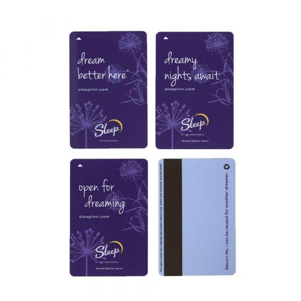 Sleep inn Key Cards