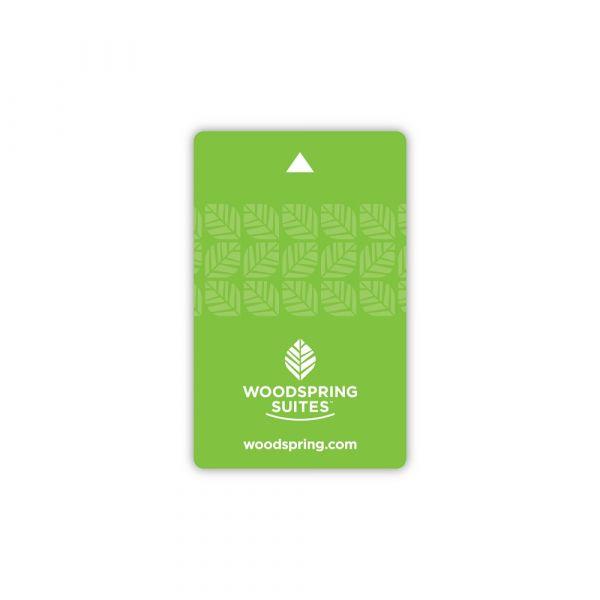 Woodspring Suites Keycard