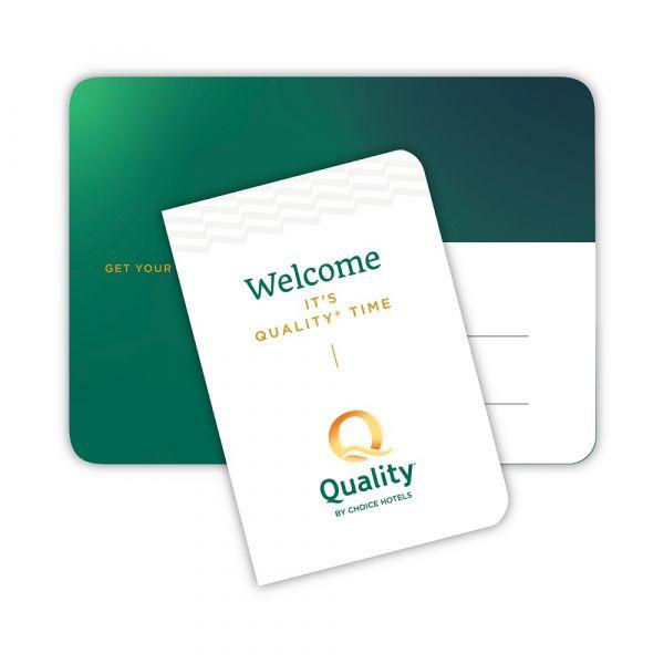 Quality Envelope for Key