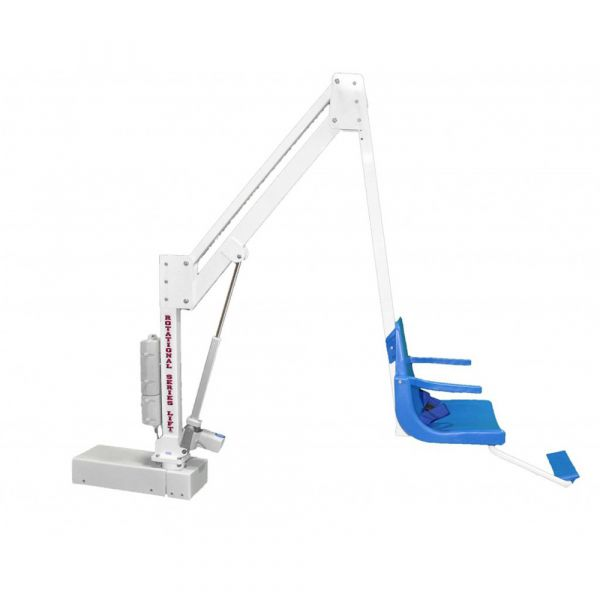 R450R Reach Rotational Pool Lift