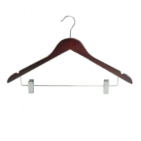 Women Hanger Mahagony Openhook
